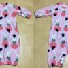 22w1d 同僚Aちゃんの赤ちゃんに手作りお洋服