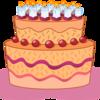 7歳の子供の誕生日に!子供が大喜びのミルクレープケーキ