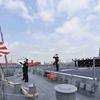 【予習!】海上自衛隊、護衛艦見学の服装