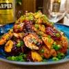 【レシピ】鶏もも肉とさつま芋の甘辛炒め