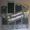 今日はブラックフライデーだから…黒い電子機器たちに集まってもらった