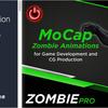 ZOMBIE PRO: MoCap Animation Pack ゾンビの怖さはキモい動きでキメろ!!