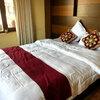 ポカラのホテルはミドルパス、そしてポカラ一番のレストランへ