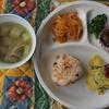 ★たまには料理を休もう!「宝物いっぱいのワンプレートランチ」&夕食は「握り寿司の盛り合わせ」