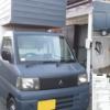 自作の軽トラキャンパー35万円で買い手を募集中!