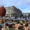 ロシア歴史博物館 仏頂面のおば〇んも展示物なんですか??? ソ連の名残に驚愕!! 2018欧州旅行その55