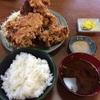 食レポ B級グルメ 加登屋食堂(デカ盛り/定食/唐揚げ 岐阜県土岐市)