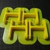 3Dプリンターでロボット作ってみる 多脚ロボット編2
