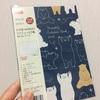 ダイソーで可愛いスケジュール帳を買いました^^