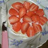 孫と簡単格安ケーキを作ってみた
