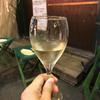フェッテパニッサで白ワインとフェッテ(浅草)