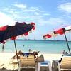 黄昏時も美しい!!プーケット・ナイハーンビーチ Nai Harn beach