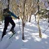新雪の三国峠スノーシュー