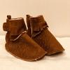 カナダのお土産 赤ちゃんの靴?