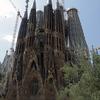 【バルセロナ】サグラダファミリアを見る【ガウディ】