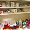 【片付け】キッチン収納の片付けとマックデート