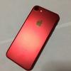 【レビュー】iPhone7(RED)の赤色を隠さずに保護するならAndMesh Plain Case「クリア」がおすすめ