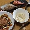 煮魚(金目鯛、鯛)・キャベ玉