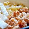 とろとろ白菜と豆腐の旨味たっぷり肉豆腐