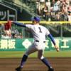 191センチの長身右腕投手 松山聖陵  土居 豪人選手 高卒右腕投手