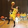 バスケ・ミニバス写真館13 一眼レフで撮影したバスケットボール試合の写真