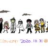 ハロウィン2020