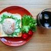とろけるチーズのコロッケオープンサンドの作り方【朝ごパンレシピ】