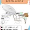 トイレ改善プロジェクト第2⃣弾 明かり ピカッ!