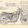 SR400【日本のオートバイの教典であり宝だと思う】