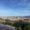 【2015 イタリア&ロンドン 旅行記】フィレンツェ観光2日目、時間も河もゆったり流れるフィレンツェも見納めです