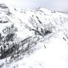 雪の上州武尊