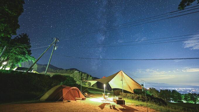 「富山の本気の風景」を時間の許す限り撮影するキャンプ旅 – 地元を撮り続ける写真家が出会う、新たな絶景と魅力