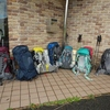 九州発 登山学校実技講座 「初めてのテント泊INボウガツル」 レポート