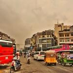 「プノンペン 168ソーリヤバスターミナル(PhnomPenh Sorya BusTarminal)」~街の中心で移動には大変便利なターミナル!!