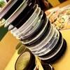 初めての回転寿司