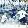 ドイツ代表との親善試合 : 2試合目の結果