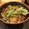 春菊天がトロける旨さのお蕎麦屋さんで朝ご飯 @名古屋 よもだそば