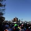 富山マラソン:新湊大橋を走りながら眺めた立山連峰に感動!