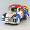ブリキのおもちゃ トラック トリコロール