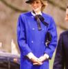 英国王家の特別なコート·ファッション