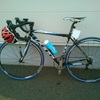 ロードバイクをかるーく紹介(1) 2009 FELT F95 Team Issue GARMIN SLIPSTREAM