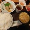 大手町【玉乃光酒蔵 山田錦店】ジャンボ焼売定食 ¥830