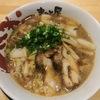 滋賀のラーメン屋さん㉔まこと屋さん(東近江)で、鶏じゃんラーメン、こってり美味しい!!