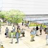 #918 新宿駅上空の東西デッキなど事業計画決定 2047年3月事業完了