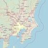 首都圏のJR乗降者数ランキング上位を地図にプロットし様子を見てみる