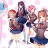 【Doki Doki Literature Club!】美少女4人とドキドキのクラブ活動