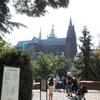 プラハ旅日記1 プラハ城