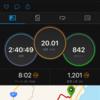 20km走/異動なし
