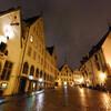 """【エストニア】世界遺産""""タリンの旧市街""""を雪の中散歩してみた。【後半】"""