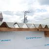 屋根とバットレス     Umbau